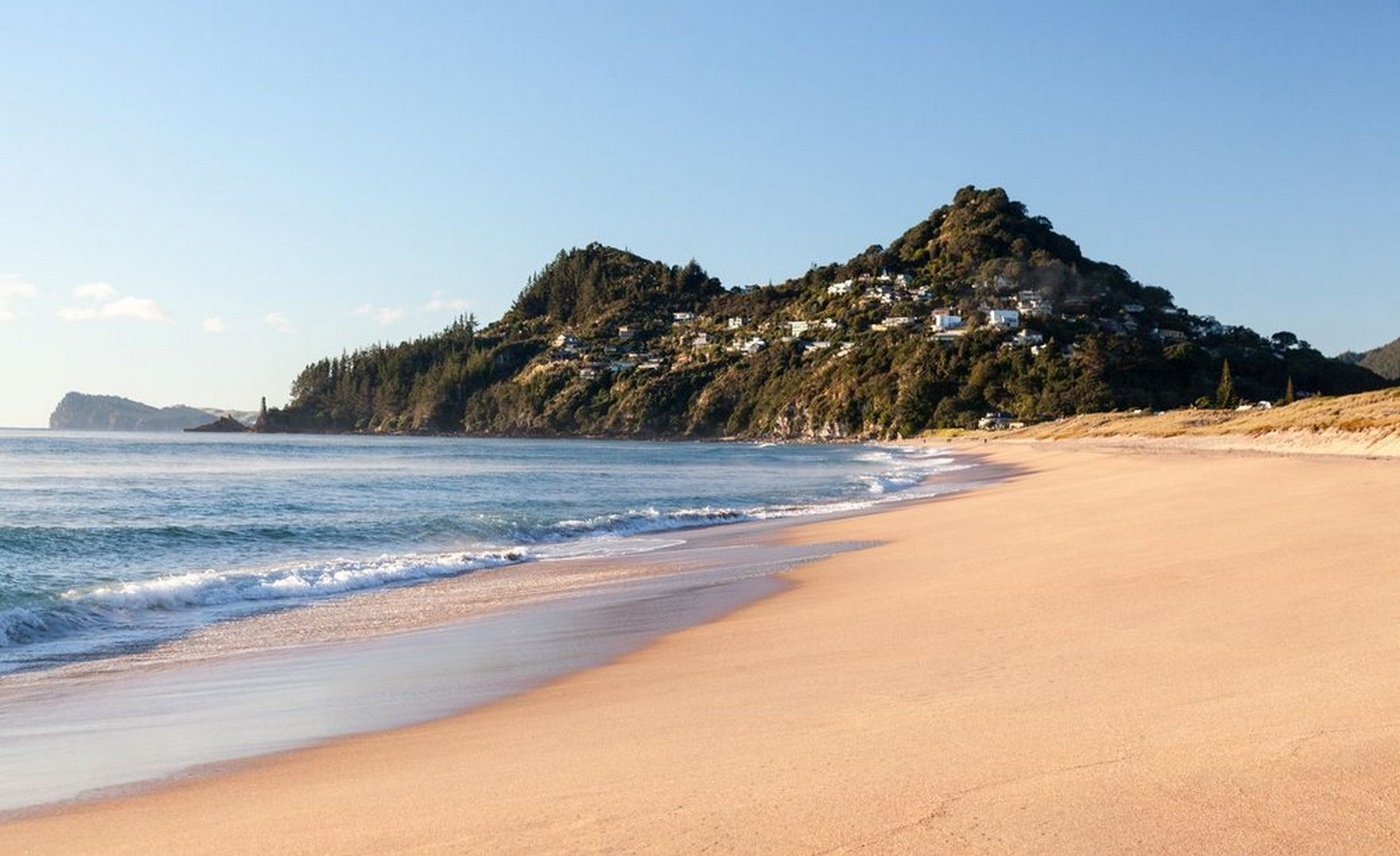 Tairua Ocean Beach